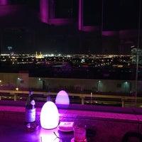 Photo taken at Fairmont Dubai by Haitham B. on 10/23/2013