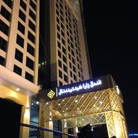 Photo taken at Zara Continental Hotel by Haitham B. on 6/13/2013