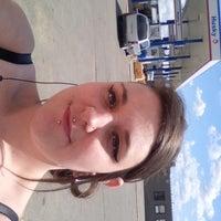 Photo taken at Nisku Truck Stop / Husky by Cara A. on 6/27/2014