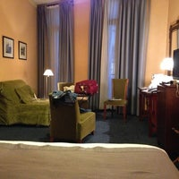 Photo taken at New Hotel Vieux Port by Alberto P. on 8/20/2013