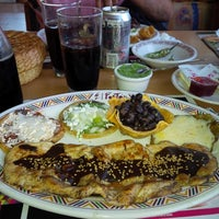 Photo taken at El Portón by Tere G. on 11/29/2014