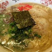 Photo taken at 豚骨一丁 有明店 by Jackal on 5/11/2014