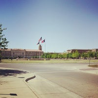 Photo taken at TTU - Holden Hall by Jordan H. on 5/5/2014