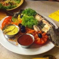 Снимок сделан в Этно-ресторан ''Ё-моё'' пользователем Boryusick 1/18/2014