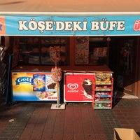 Photo taken at Köşe'deki Büfe by Mustafa A. on 8/14/2014