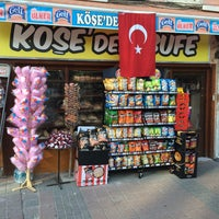 Photo taken at Köşe'deki Büfe by Mustafa A. on 10/30/2015