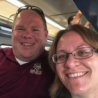 Photo taken at Amtrak Kansas City by Brenda R. on 7/18/2016