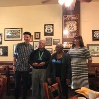 Photo taken at Mitla Cafe by Matthew M. on 3/28/2017