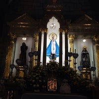 Photo taken at Templo La Capilla el Hospital Tlajomulco by Gobierno de Tlajomulco on 1/17/2014