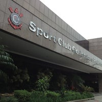 Photo taken at Sport Club Corinthians Paulista by Roberto T. on 3/26/2013