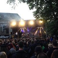 Photo taken at Schloss Broich by Micha T. on 8/15/2014