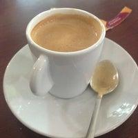 Photo taken at Café Diwan by Youssef B. on 1/13/2013