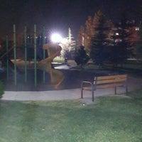 Photo taken at Şehit gaffar okkan parkı by ⚔️Eren⚔️ ⚔. on 10/11/2013