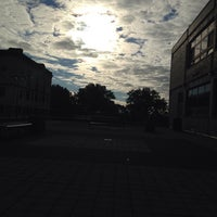 Photo taken at New Hall - CUNY Bronx Community College (BCC) by Candy C. on 9/27/2013