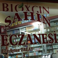 Photo taken at şahin eczanesi by Fatih Y. on 7/16/2013