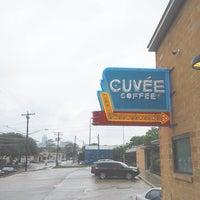 Photo taken at Cuvée Coffee by Miguel B. on 4/17/2016