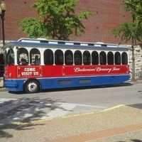 Photo taken at Anheuser-Busch Trolley by Sharon B. on 7/23/2014