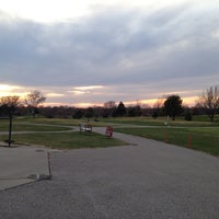 Photo taken at Mahoney Golf Course by Chris S. on 4/10/2014