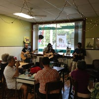Photo taken at Gratitude Cafe & Bakery by Chris S. on 8/24/2013