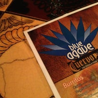 Photo taken at Blue Agave Mexican Bar by Matey M. on 1/30/2013