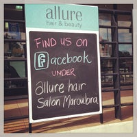 Photo taken at Allure hair & beauty by Allure H. on 7/30/2013