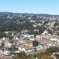 Photo taken at Morro do Elefante by Tatiana S. on 7/17/2013