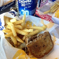 Photo taken at Culver's by Lionel P. on 7/2/2014