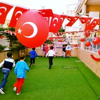 Photo taken at Yeni Girne Anaokulu by NY on 4/22/2014