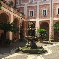 Photo taken at Basilica S.Cosma e Damiano by Zeynep E. on 7/3/2016