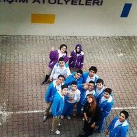 Photo taken at Boğazhisar Koleji by Duygu T. on 1/23/2014