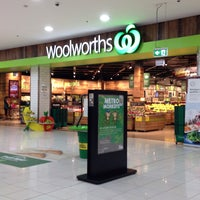 Photo taken at Woolworths by Anita on 3/8/2018