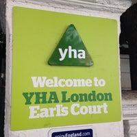 Photo taken at YHA Earl's Court by Anita on 8/1/2017