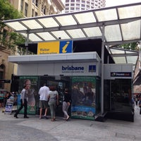 Photo taken at Brisbane Visitor Information Centre by Anita on 2/11/2015