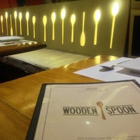 Photo taken at Wooden Spoon by Golda R. on 4/19/2013