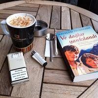 10/4/2013 tarihinde Banu C.ziyaretçi tarafından Gloria Jean's Coffees'de çekilen fotoğraf