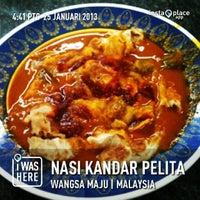 Photo taken at Nasi Kandar Pelita by mrpolie™ on 1/25/2013