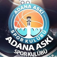Photo taken at Adana Aski Spor Kulübü by Batuhan E. on 7/3/2014