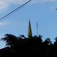 Photo taken at Masjid Agung Baitussalam by Paus B. on 8/9/2013