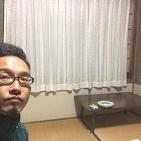 Photo taken at 汐島荘 by Takuya N. on 10/10/2015
