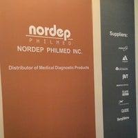 Photo taken at Nordep PhilMed Inc. by Mookie D. on 11/13/2014