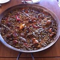Foto scattata a Restaurante Marisqueria L'ham da Hector F. il 7/21/2013