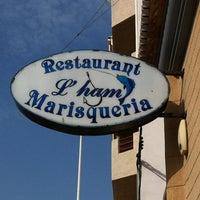 Foto scattata a Restaurante Marisqueria L'ham da Hector F. il 7/17/2013