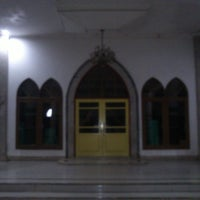 Photo taken at Masjid Fastabiqul Khairat. by Amie D. on 7/16/2013