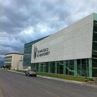 Photo taken at Parque de Investigación e Innovación Tecnológica (PIIT) by Kenneth on 10/17/2012