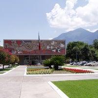 Photo taken at Tecnológico de Monterrey (Campus Monterrey) by Kenneth on 4/5/2013