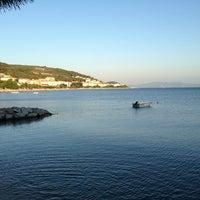 Photo taken at Armutlu by Merve on 8/6/2013