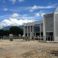 Photo taken at Masjid Agung Kalianda by Abubakar D. on 3/26/2016