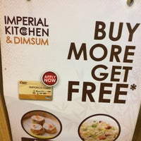 Photo taken at Imperial Kitchen & Dimsum by Abubakar D. on 1/7/2017