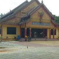 Photo taken at Wat Rajaphojong Thai Buddhist Temple by Daniel C. on 8/2/2013