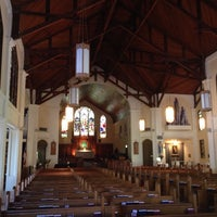 Photo taken at St. Paul's Episcopal Church by Brooklyn L. on 7/24/2014
